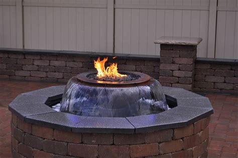 water and features on the upswing for outdoor living