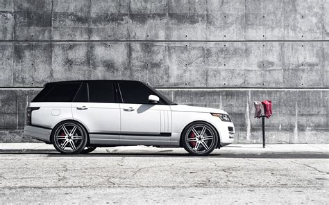 Full Hd Range Rover Wallpapers