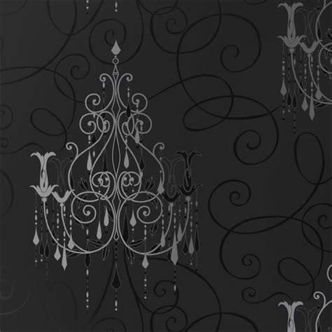 black chandelier wallpaper 44 silver chandelier wallpaper on wallpapersafari
