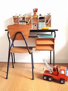 Petit Bureau Design : le petit bureau petit bureau r tro meubs le petit bureau vintage les moustachoux le petit ~ Preciouscoupons.com Idées de Décoration