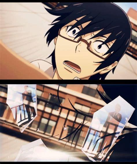Want to discover art related to boku_dake_ga_inai_machi? Boku dake ga Inai Machi | Anime, Comedy anime, Anime icons