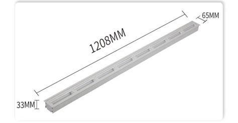 recessed wall washer linear lighting fixtures led light