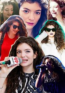 Lorde Tumblr Collage | www.pixshark.com - Images Galleries ...