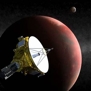 NASA Missions Have Their Eyes Peeled On Pluto | Colorado ...