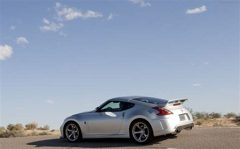 Nissan Nismo 370z 2018 Widescreen Exotic Car Wallpapers