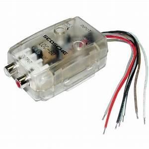 Scosche Loc80 Line Output Convertor