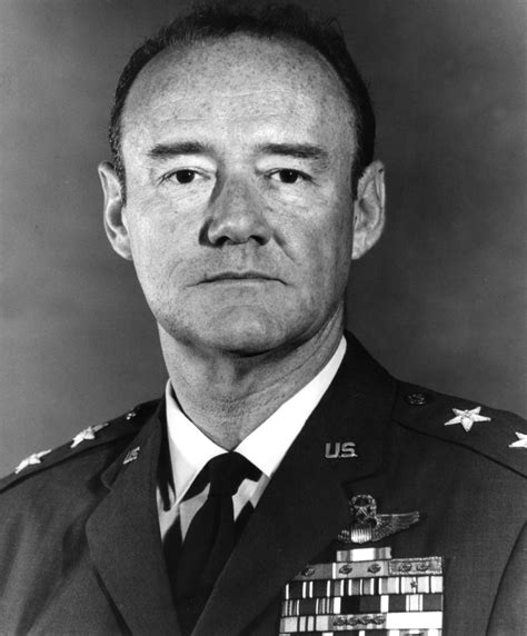 major general george  keegan jr  air force