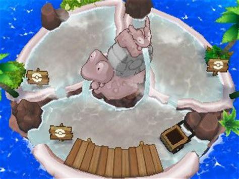 poke pelago guide pokemon  hub