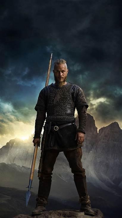 Vikings Ragnar 4k Iphone Fimmel Travis Viking