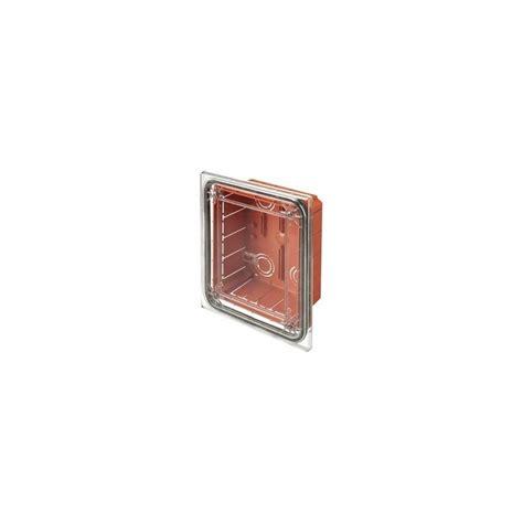 cassetta gewiss cassetta gewiss incasso trasparente stagna ip55 138x169x70