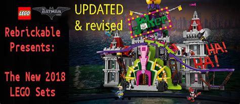neue lego sets 2018 new 2018 lego sets rebrickable build with lego
