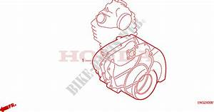 Gasket Kit B For Honda Ch 125 Spacy 1984   Honda