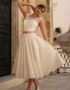 30 classy examples of vintage wedding dresses 50s style With 50s style wedding dresses
