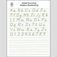 Alphabet Handwriting Practice  Hand Writing