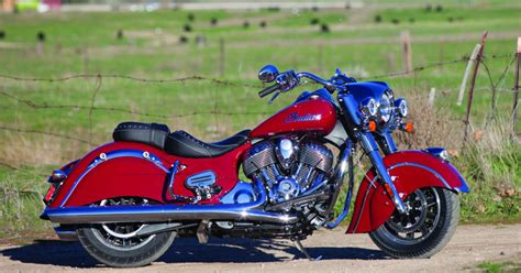 Indian Springfield Image by 2016 Indian Springfield Goes From Tourer To Cruiser In A