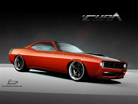 Racer X Design Cuda Aar 10 A Modern Interpretation Of HD Wallpapers Download free images and photos [musssic.tk]
