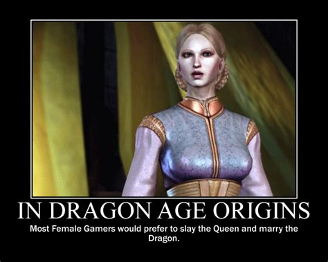 Dragon Age Meme - dragon age motivational by nerooncousland on deviantart