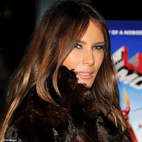 Melania Trump Poses Naked For Max Magazine Daily Mail Online