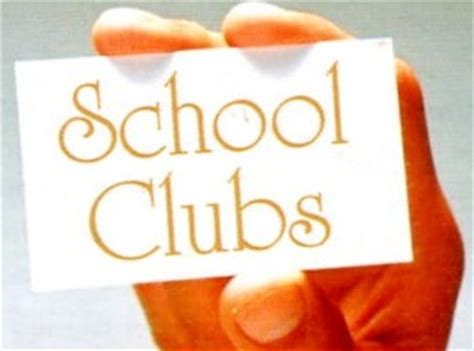 school clubs coronado high school
