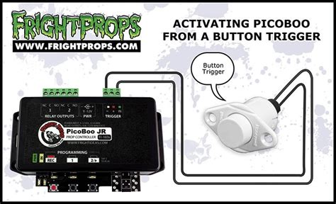 picoboo specialty trigger wiring frightprops support in pico relay wiring diagram