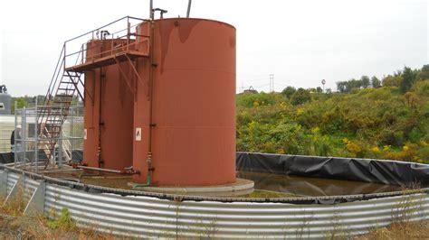 marcellus shale storage tanks