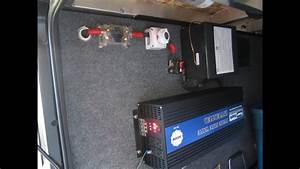 3000 Watt Power Simple Pure Sine Wave Inverter Install