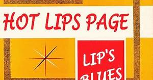 Be Bop Wino  Hot Lips Page