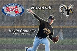 Framingham State's Connelly Named Conference Pitcher of ...