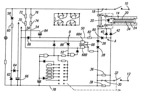 Wiring For Electric Blanket by Patent Us6310332 Heating Blankets And The Like