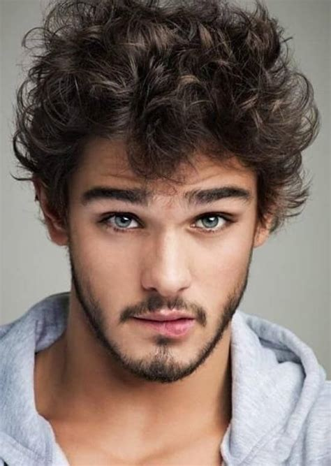 top  curly hairstyles  men