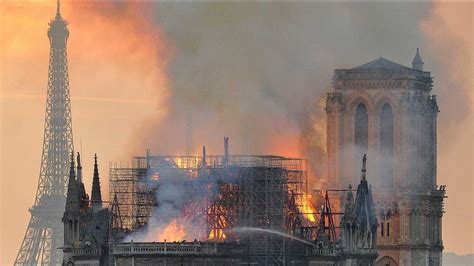 notre dame cathedral fire  york archdiocese launches