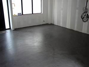 beton cire prix au m2 pour un sol en beton cire With porte d entrée pvc avec salle de bain beton cire prix