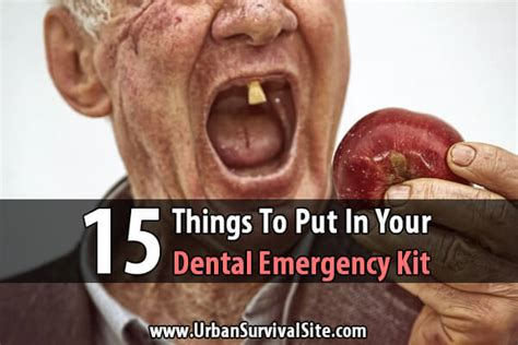What Are Some Things To Put On Your Resume by 15 Things To Put In Your Dental Emergency Kit