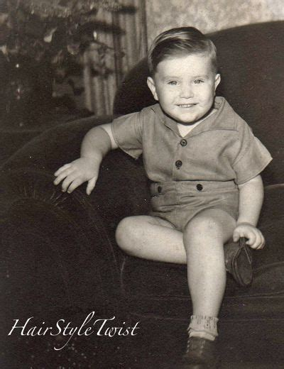 1940s Childrens Hairstyles by 1940s Boy Hairstyle Hair Inspiration Products