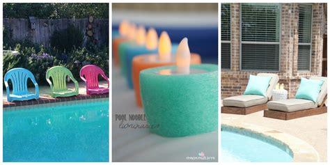 pool decorating ideas diy pool ideas pool and backyard decorating ideas