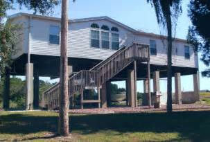 harmonious house on stilts designs made homes homosassa mobile home stilt homes