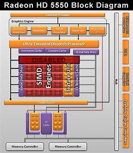 The Radeon Hd 5550 Architecture