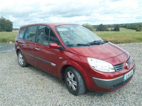 Renault Grand Scenic 2006 7 Seater For Sale In Sallins