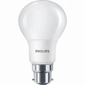 Philips Led Lampe : philips led a shape lamp 8w bc b22d 806lm ~ Watch28wear.com Haus und Dekorationen