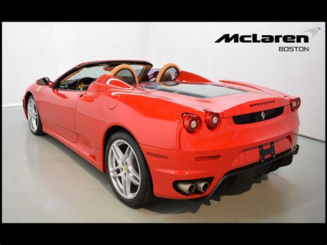 F430 Price New by 2007 F430 Spider For Sale In Norwell Ma 155261