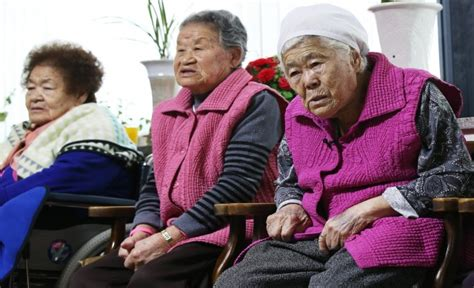 ญี่ปุ่นเตรียมจ่ายชดเชยหญิงบำเรอกามเกาหลีใต้