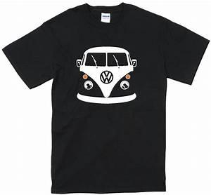 Vw T Shirts : classic vintage vw camper micro bus splitty t shirt tee ~ Jslefanu.com Haus und Dekorationen