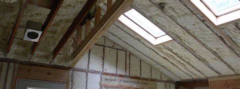 Insulating Cathedral Ceiling With Rigid Foam by Ceiling Insulation Energy Savers