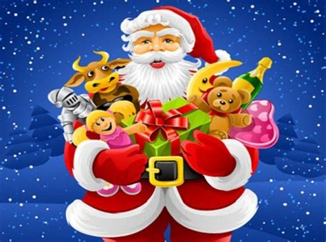 Animated Santa Wallpaper - santa claus desktop wallpapers wallpaper cave