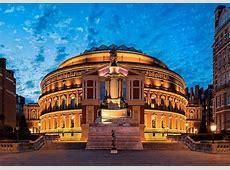 Royal Albert Hall Grand Tour Golden Tours London