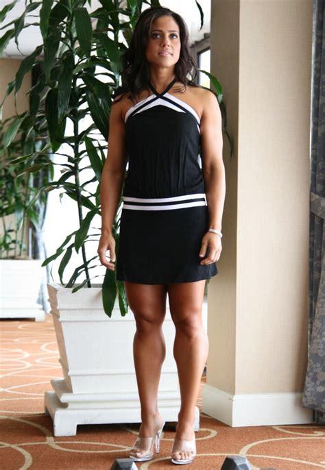 muscular womens dressed jen rish