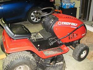 I Have A 2004 Troy Bilt Pony And Took The Deck Off To