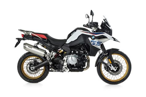 Bmw F 850 Gs Modification by Bmw Muffler F 750 Gs F 850 Gs F750gs F850gs Akrapovic Bos