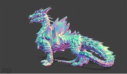 Dragon Crystal Rock Turntable Deviantart Weasyl Stats
