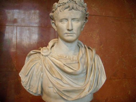 octavian  emperor  rome photo